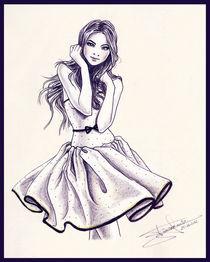 Girl von Tania Santos