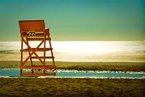 Life Guard Stand by Jamie Starling