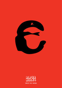 "Alpha Males - Ernesto ""Che"" Guevara by The Alphas"