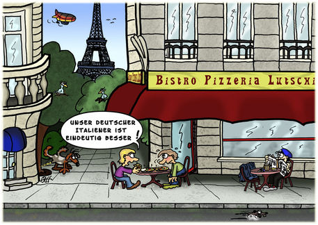 Franz-pizza