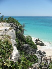 Tulum Mexico by Tricia Rabanal