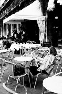 vintage coffe in Venice- caffè Florian by Manuela Russo