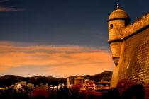 Stadtmauer in Palma by gfischer