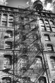 Apartment Block by David Tinsley