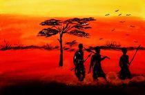 Afrika by Eva Borowski