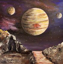 fremde Welten (3) von Elisabeth Maier
