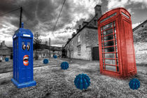 Revenge of the killer phone box  by Rob Hawkins