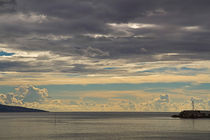 Moody sky by Rod Ohlsson