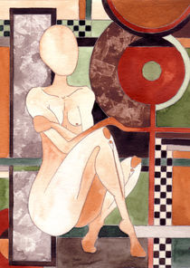 Jungfrau von Rosel Marci