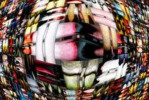 Abstrakte Grafik by fraenks
