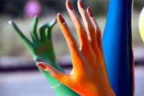 Bunte Hände von fraenks