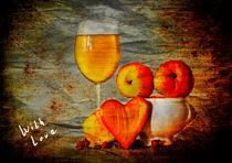 Valentines Day background von Hobort Hob