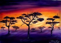 Afrika 4 von Eva Borowski