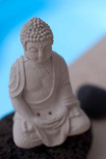 Buddha by Vesna Šajn
