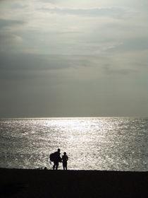 Silver Sunset, Puerto Rico von Tricia Rabanal