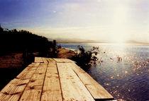 Steg zum Meer Brasilien von aidao