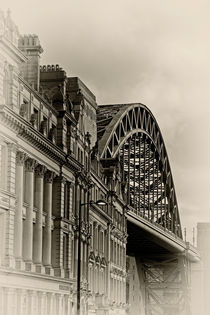 Tyne Bridge von David Pringle