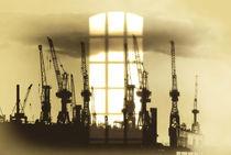 Hamburger Hafen von fraenks