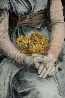 AF-015-Folded Hands by Christine Wilson