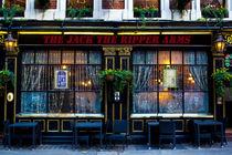 The Jack the Ripper Pub von David Pyatt