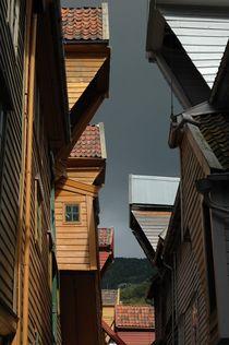 'Bergen, Norwegen #9' von Jenny Pfau