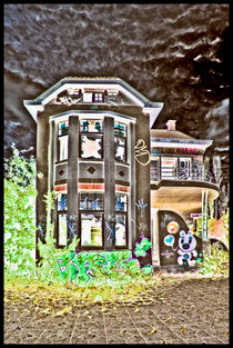 Double Negative IV by Stefan Antoni - StefAntoni.nl