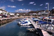 The Marina at Puerto Rico  von Rob Hawkins