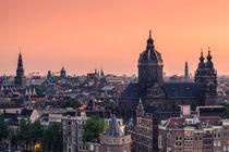 Amsterdam 03 von Tom Uhlenberg