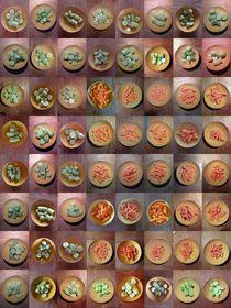 Mixed Salad #12 von Vasilis van Gemert