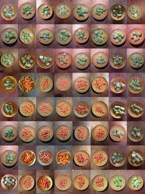 Mixed Salad #14 von Vasilis van Gemert