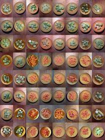 Mixed Salad #15 von Vasilis van Gemert