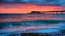 Pier Sunrise by Vinicios de Moura