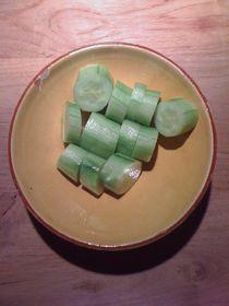 Cucumber Salad #08 by Vasilis van Gemert