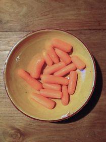 Carrot Salad #10 von Vasilis van Gemert