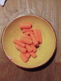 Carrot Salad #11 von Vasilis van Gemert