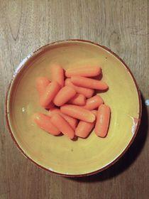 Carrot Salad #12 von Vasilis van Gemert