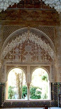 Alhambra by Ana Mazi