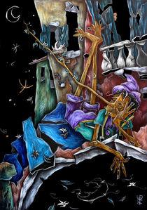 Die Abenteuer des Pinocchio in Venedig von nacasona