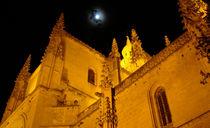 Cathedral of Segovia von Ana Mazi