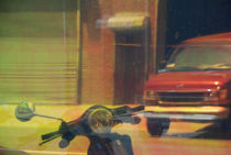 Hot In The City - After Hopper von lou gibbs