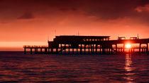 Pier Sunrise von Vinicios de Moura