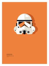 Stormtrooper by Martí Riba