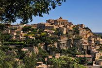 Stadt der Provence by Jürgen Feuerer