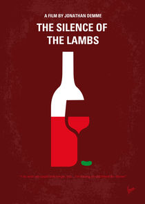 No078-my-silence-of-the-lamb-minimal-movie-poster