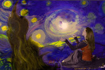 Starry Night by Marie Luise Strohmenger