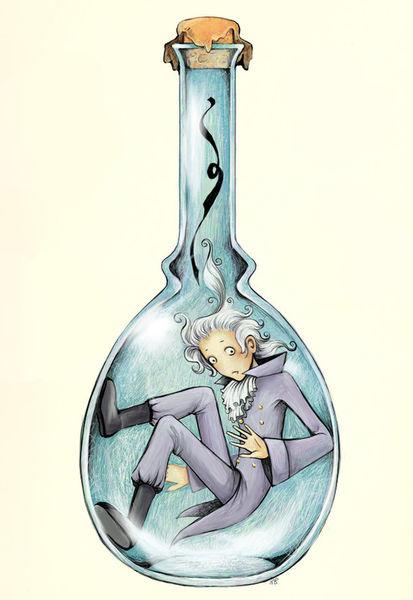 Anselmus-flasche