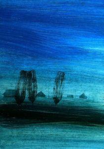 blue night by Serge Tatchyn