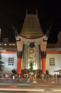 Grauman's Chinese Theatre by Ernesto Arias