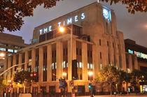 Los Angeles Times Building by Ernesto Arias