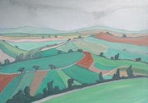 Landschaft 34 von Emma D